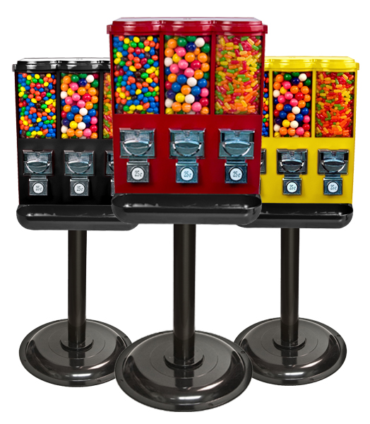 What's the Best Bulk Candy Vending Machine?