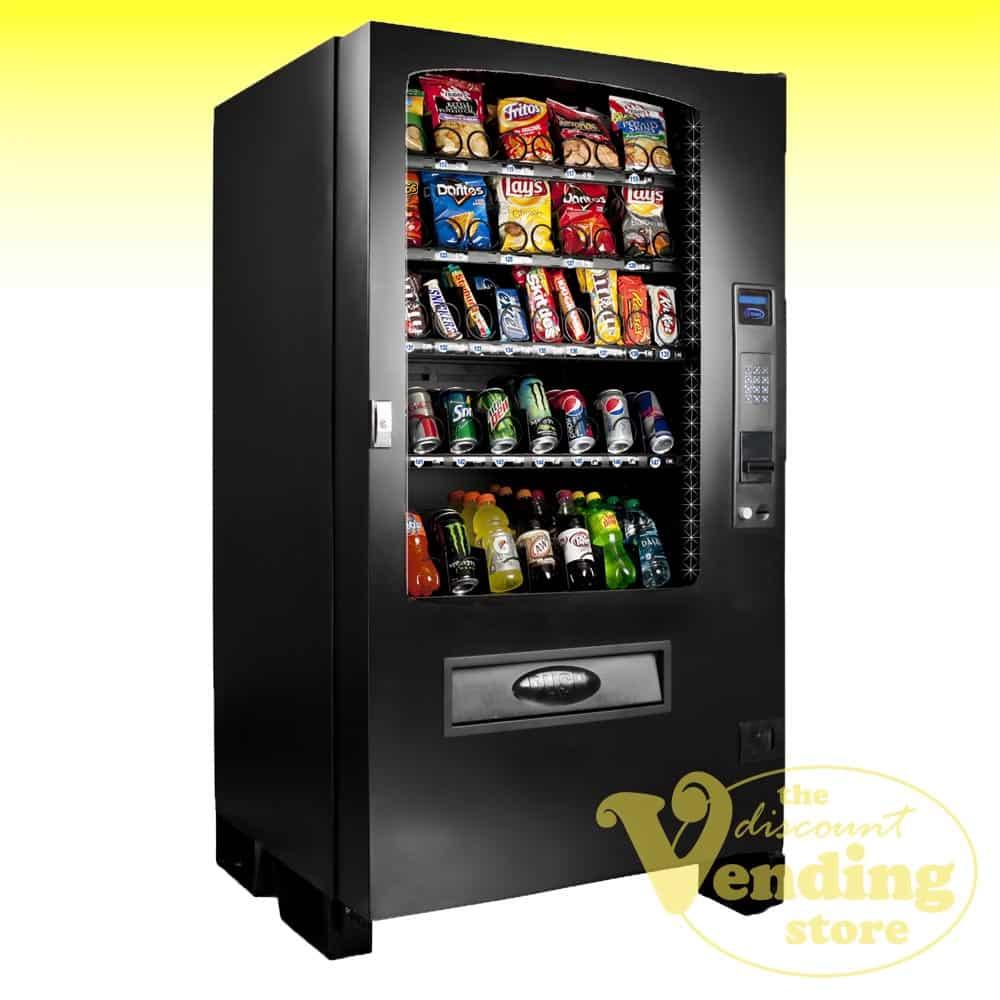 Seaga Infinity 5C (INF5C) Combo Vending Machine Photo