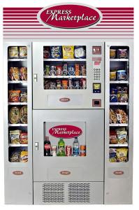 Vending machine options