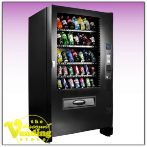 Seaga Infinity soda vending machine
