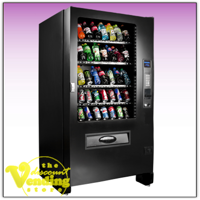 Seaga Infinity soda vending machine
