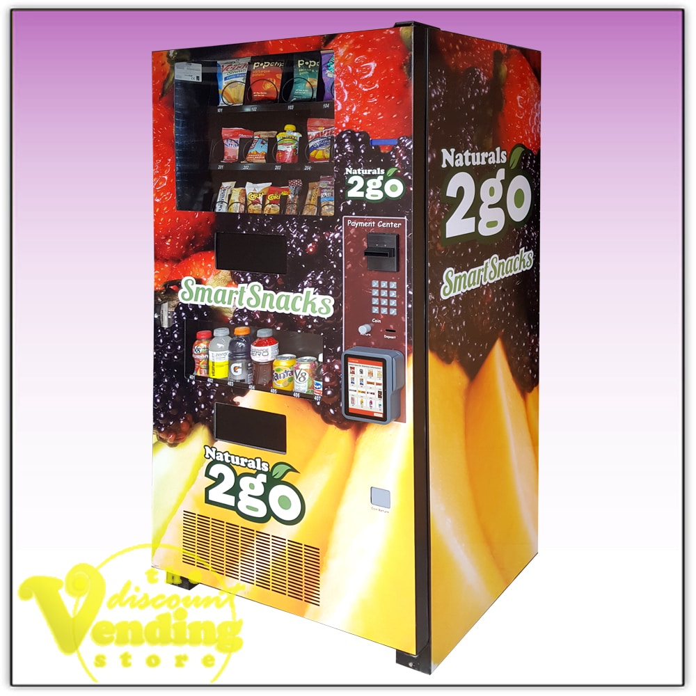 Buy Healthy Vending Machine