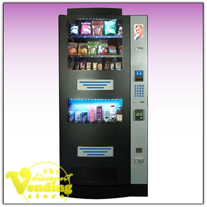 seaga combo vending machine
