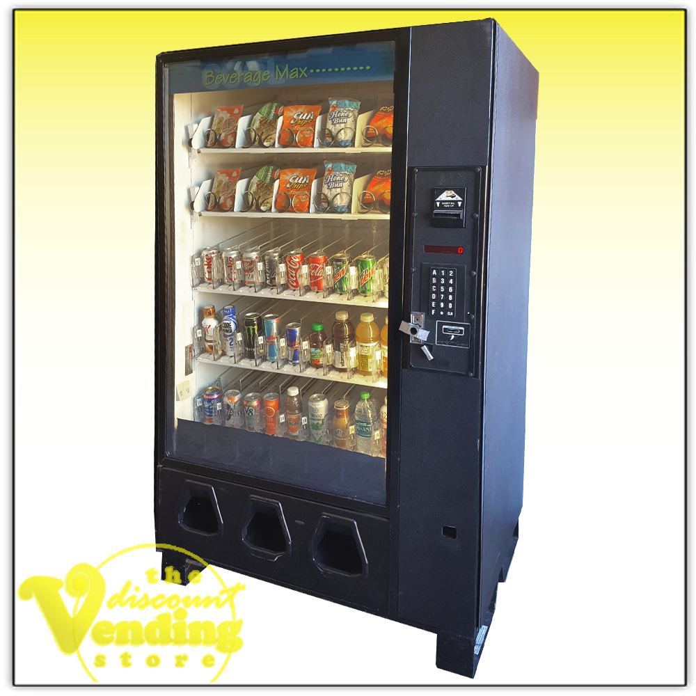 Dixie-Narco 2145 Combo Vending Machine