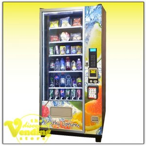 healthy vending machine for sale