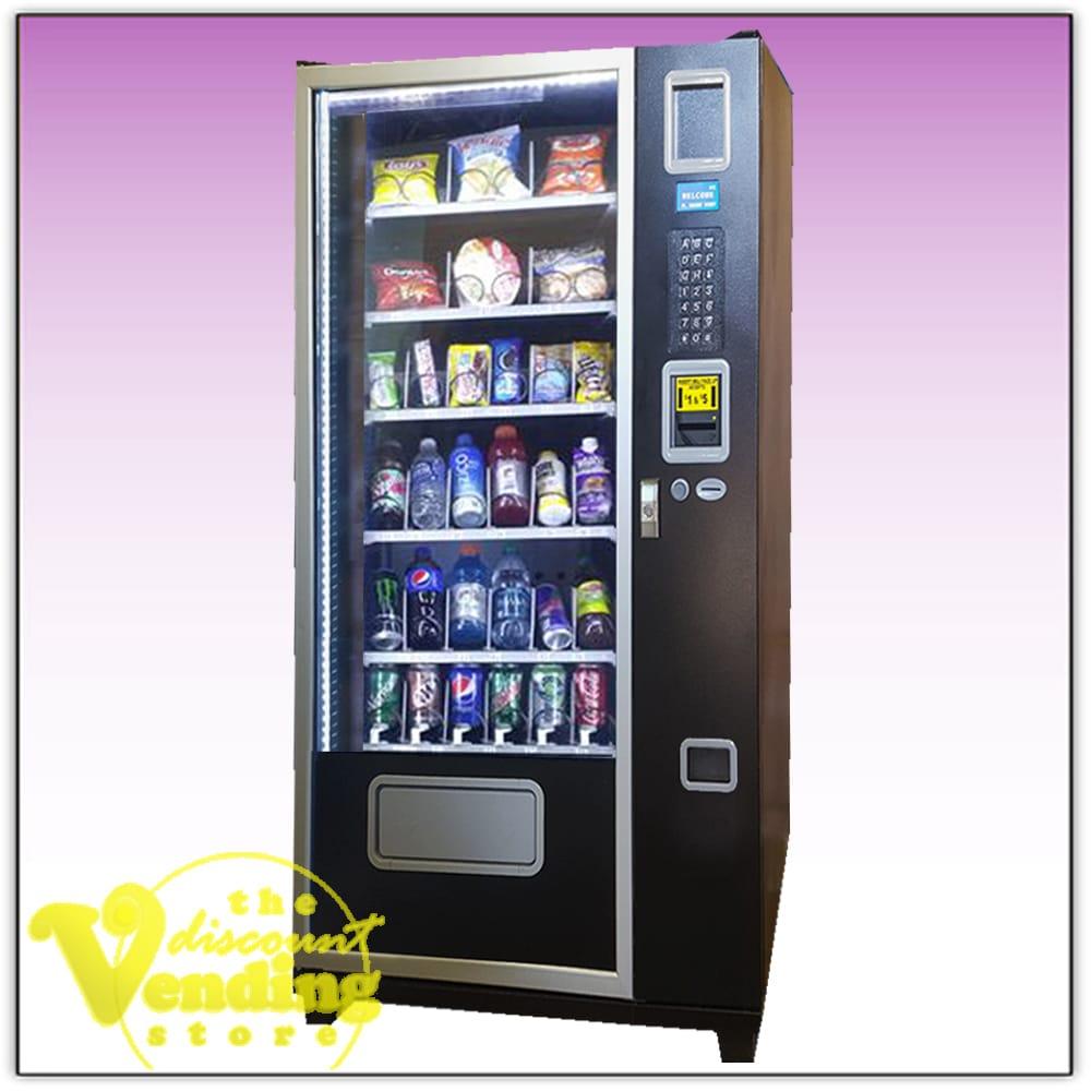 Vending Machine Spotlight: The Cosmic Machine
