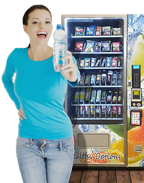Vending Machine for Business