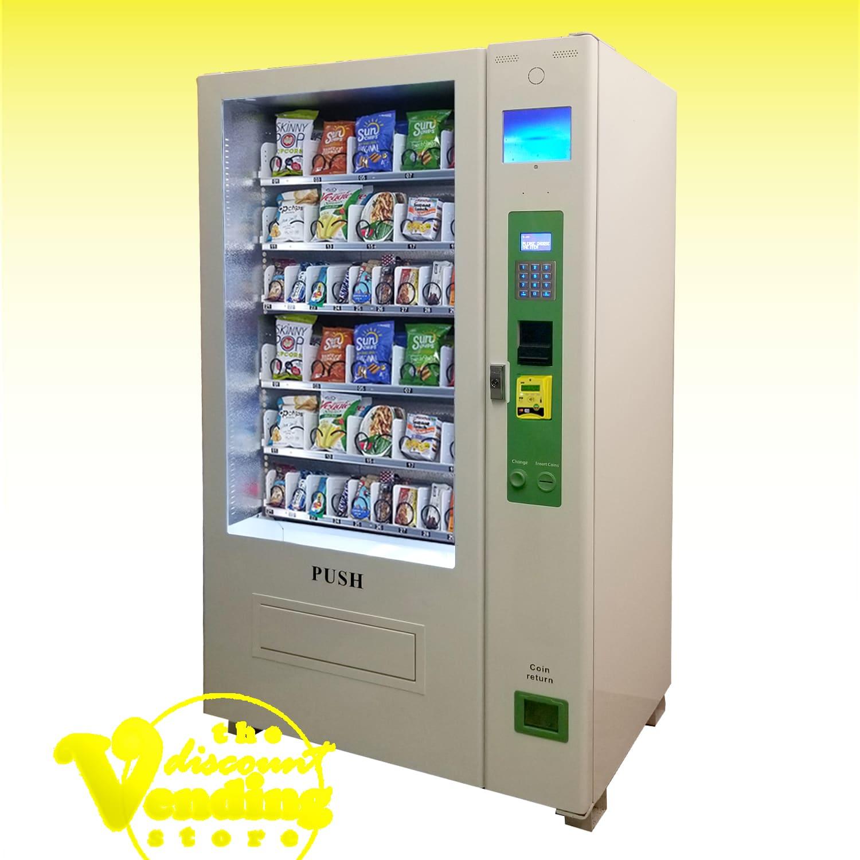 DVS Duravend 40A Snack Vending Machine Photo