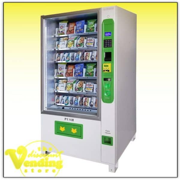 Duravend snack machine white
