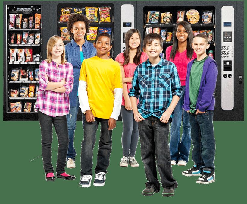 Healthy Vending Choices for Kids & Parents