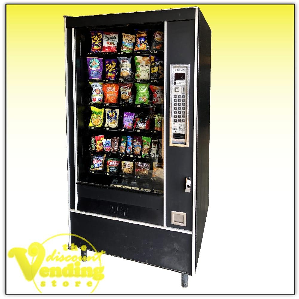AP 5 wide snack machine