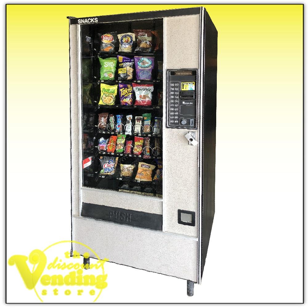 AP Snackshop 112 Snack Vending Machine Photo