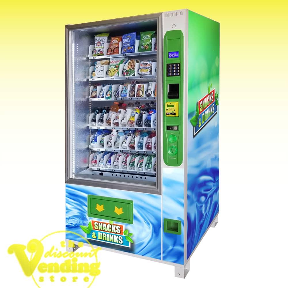 DVS Duravend 5C Combo Vending Machine Photo