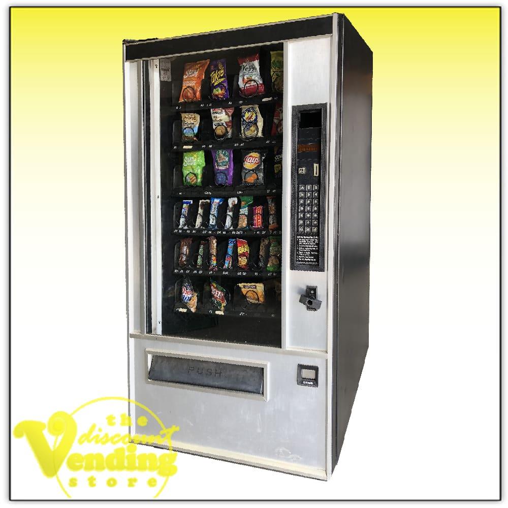 FSI 3014 4-Wide Snack Vending Machine Photo