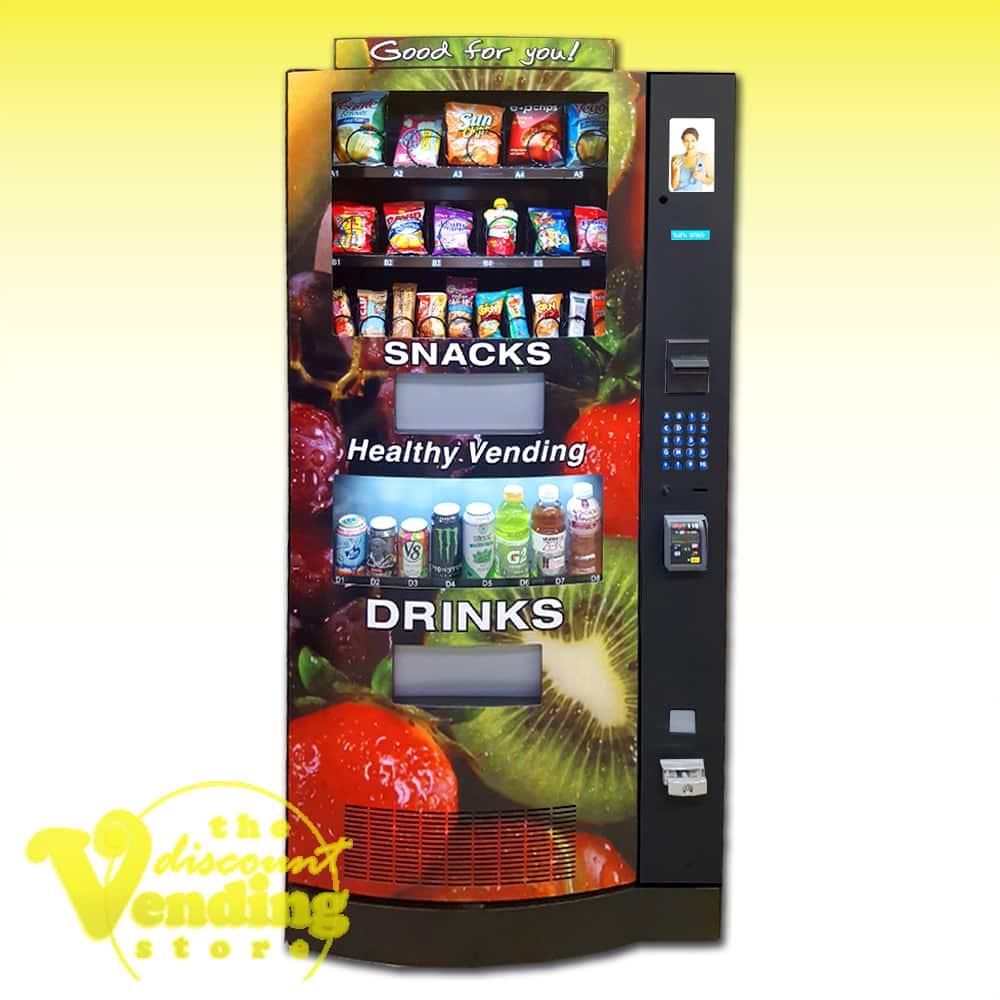 Seaga HY2100-8 Healthy Combo Vending Machine (new) Photo