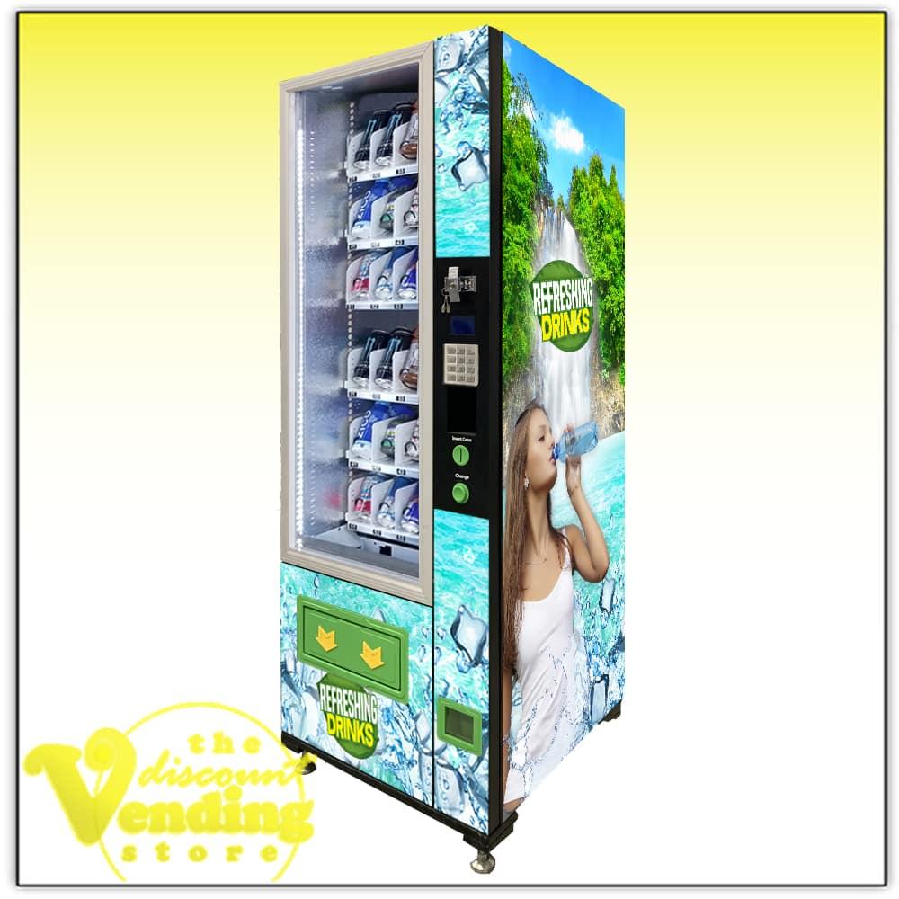 DVS Duravend 36B Drink Vending Machine (refurb) Photo