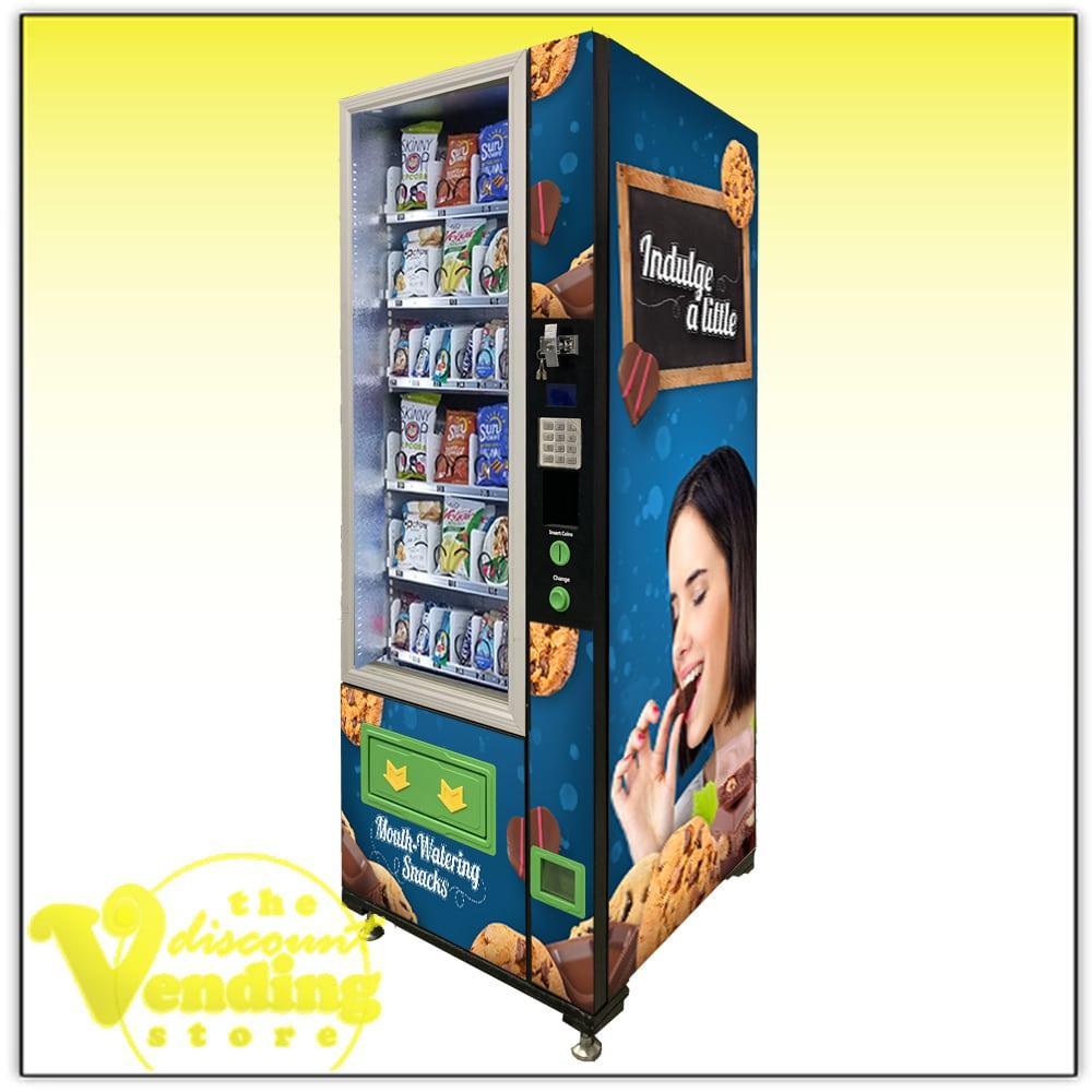 DVS Duravend 24S Snack Vending Machine (refurb) Photo
