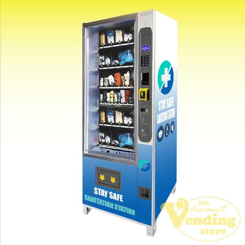 3C PPE Custom Vending Machine Photo
