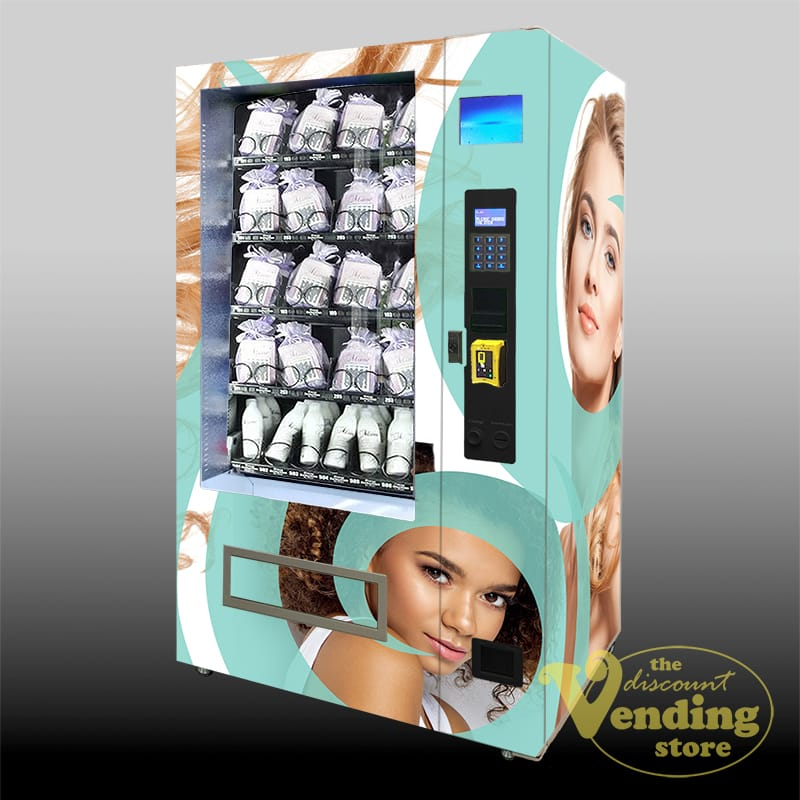 DVS Duravend 40-20 Hair & Beauty Vending Machine Photo