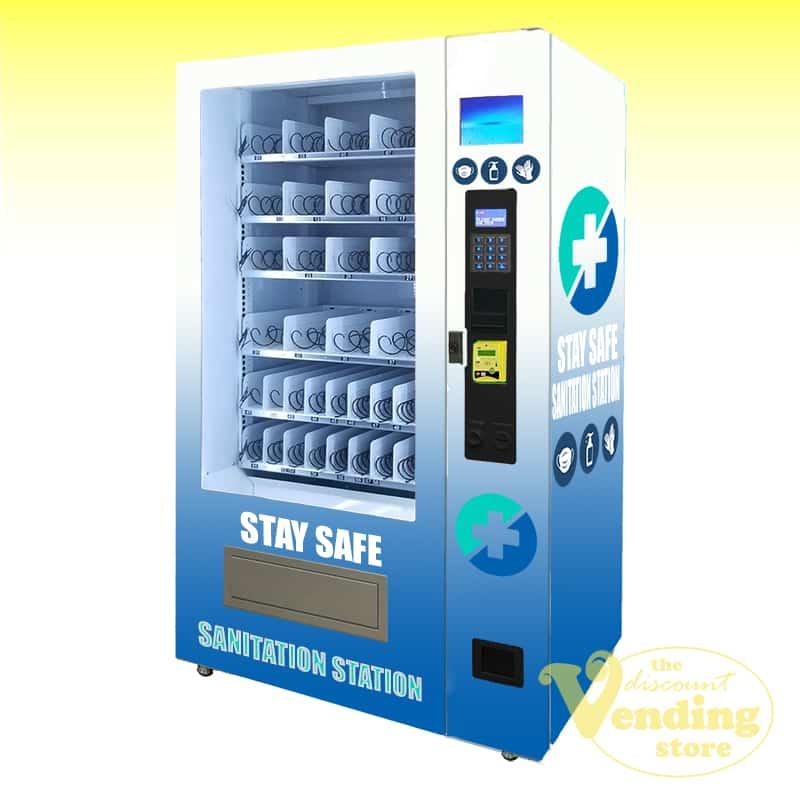 DVS Duravend 40-20 PPE Vending Machine Photo