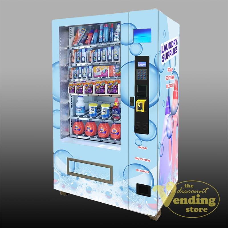 DVS Duravend 40-20 Laundry Vending Machine Photo
