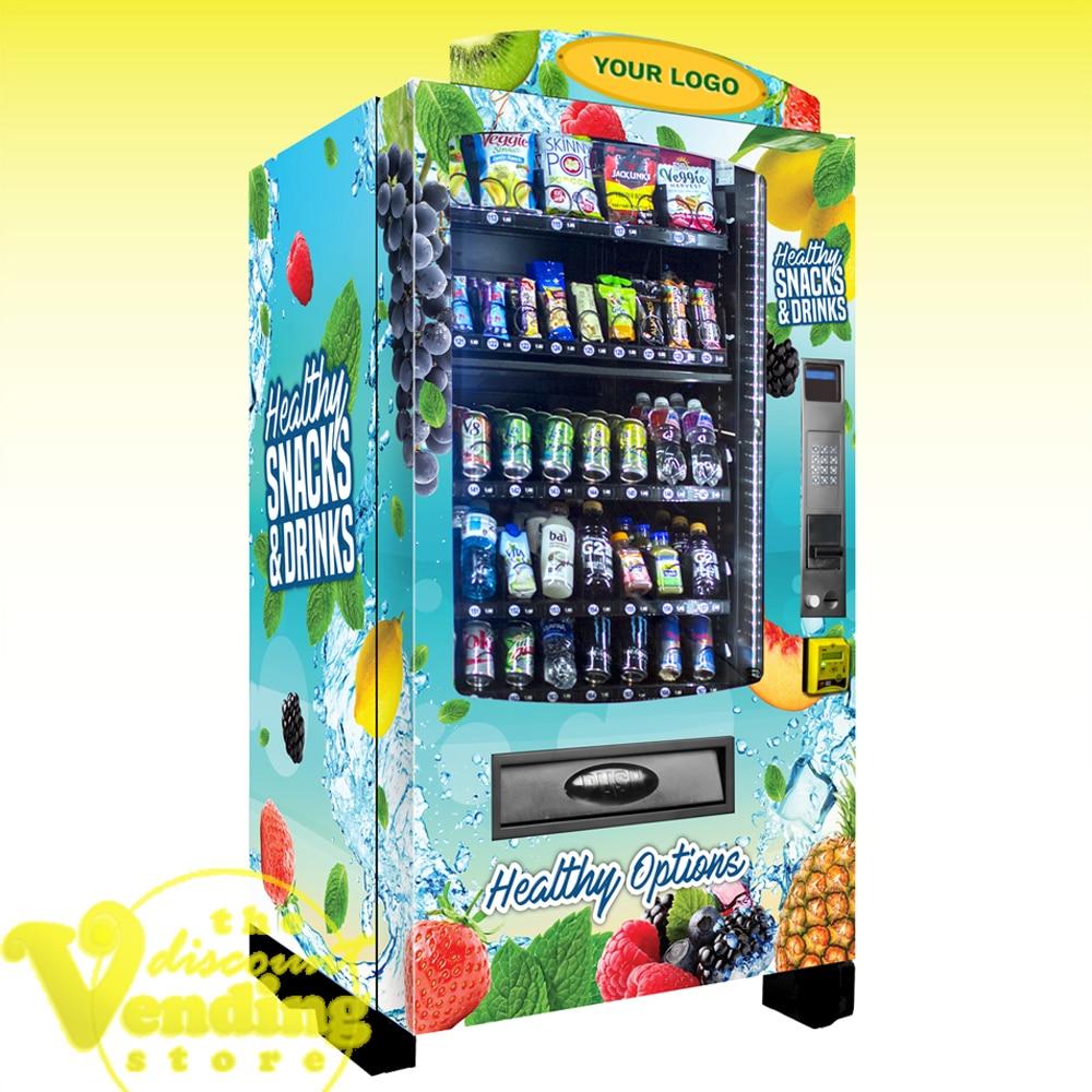 Triple Profit Healthy Vending Machine Photo