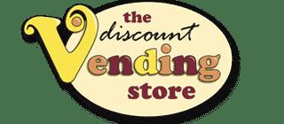 The Discount Vending Store Logo