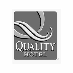 If you are a guest at a Quality Hotel location, you might use a vending machines purchased from us.