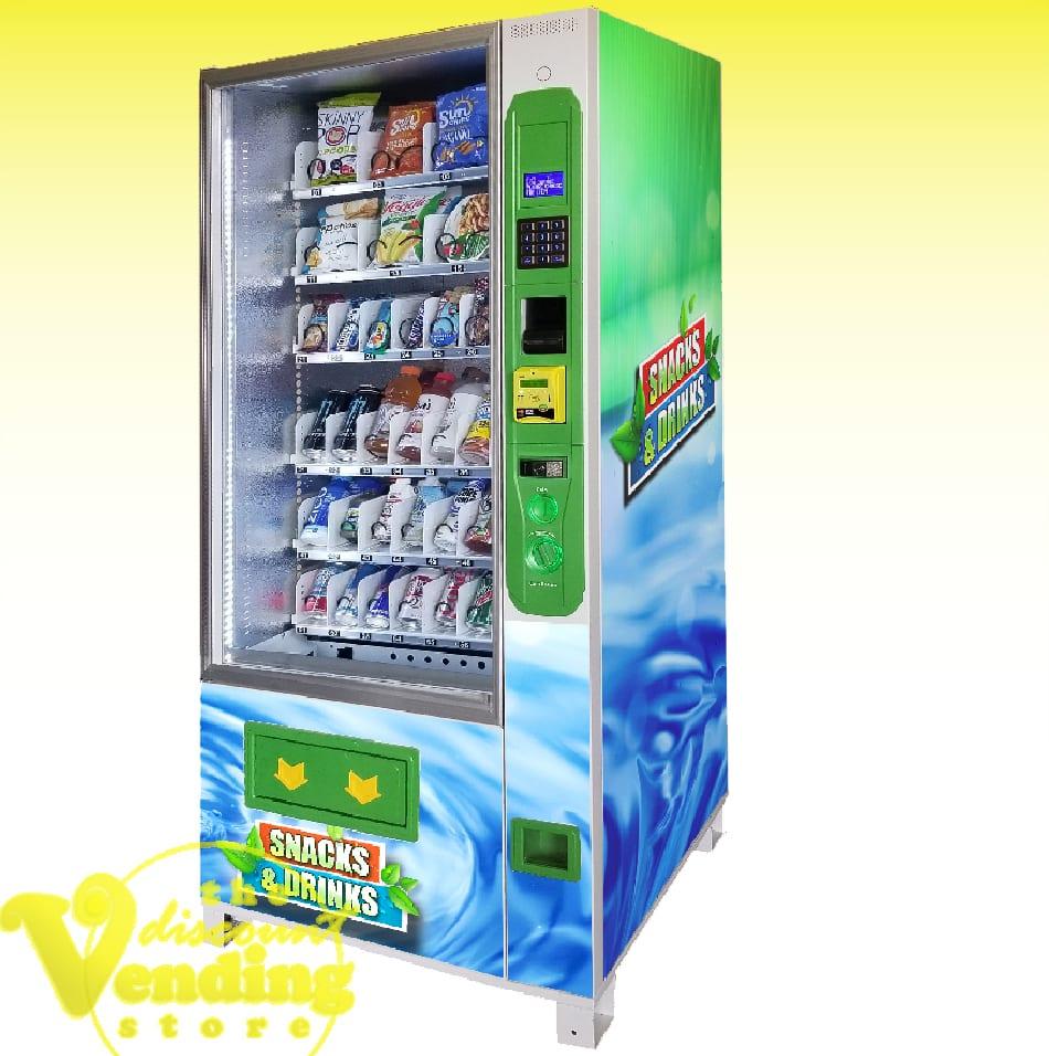 Duravend Combo Vending Machine