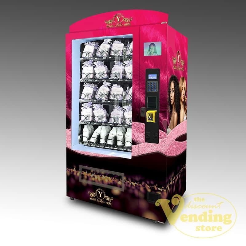 DVS Duravend Beauty Box XL Vending Machine Photo