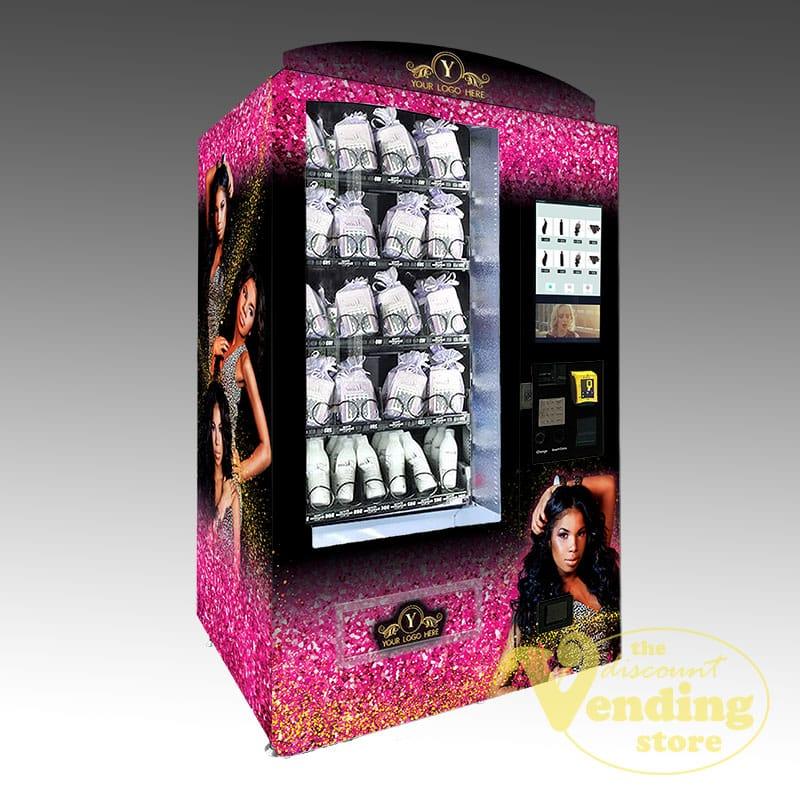 DVS Duravend Beauty Box XL-Touch Vending Machine Photo